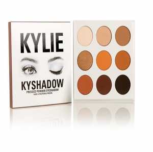 Kylie Jenner Beauty Products Pressed Powder Eyeshadow Palette