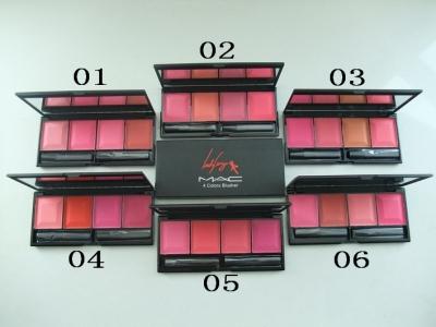 MAC Makeup Sale Lady Gaga 4 Colors Blusher Online